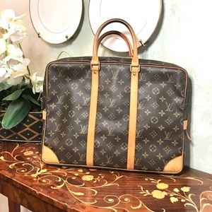 💄 Louis Vuitton laptop bag